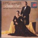 Baroque Duet by Kathleen Battle & Wynton Marsalis CD 1992  - Very Good