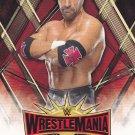 Triple H #WM-9 - WWE 2019 Topps Wrestling Trading Card