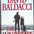 The Innocent by David Baldacci 2012 Hardcover Book - Very Good