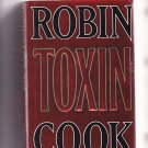 Toxin by Robin Cook 1998 Hardcover Book - Very Good