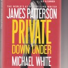 Private down Under by James Patterson 2014 Hardcover Book - Very Good