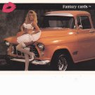 Tina-lou #85 - Fantazy 1992 Sexy Trading Card