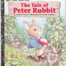 Tale Of Peter Rabbit by A Little Golden Book 1993 Hardcover Book - Very Good