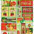 5023 - Coke Large Advertising #2 Signs and Billboards Posters