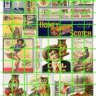 2011 - OWL CIGARS TOBACCO  BILLBOARD HONEY BREAD SIGNAGE VINTAGE 30's 40's 50'