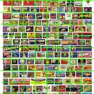 5052 - ASSORTED SMALL ADVERTISING SIGNS No. 1