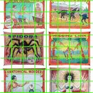 3002 - Circus Side Show Banners 1 Freak Show Missing Link