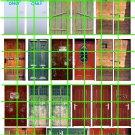 "8005 - 1.25"" REALISTIC DOOR DECALS FOR HO SCALE SIZE DOORS COLLECTION 2"