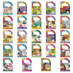 24 Pack Of Junior Jukebox Totebooks