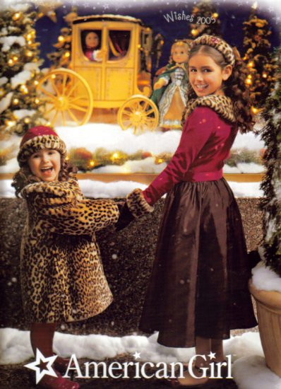 AMERICAN GIRL Wishes 2005 Limited Edition Doll Catalog