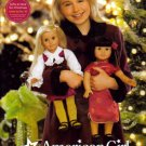 AMERICAN GIRL December 2007 Holiday Doll Catalog Julie & Ivy
