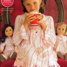 AMERICAN GIRL November 2008 Doll Catalog Kit & Ruthie