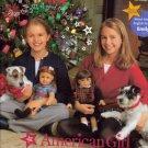 AMERICAN GIRL October 2006 Doll Catalog Molly & Emily