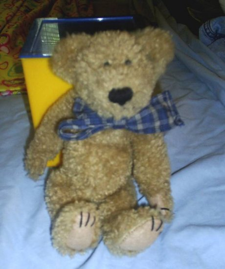 Boyds Collection Teddy Bear J.B. Bean Series Handmade