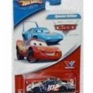 Disney CARS #10 Scott Riggs Valvoline Dodge Charger Hot Wheels