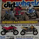 1 Back Issue Dirt Wheels Magazine April 2010