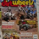 1 Back Issue Dirt Wheels Magazine November 2010