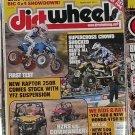 1 Back Issue Dirt Wheels Magazine February 2011
