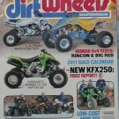 1 Back Issue Dirt Wheels Magazine April 2011