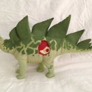 Vintage Jurassic Park Series 1 Stegosaurus Dinosaur w Wound JP 07 Original 1993 Kenner