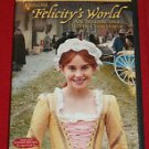 Explore Felicity's World Limited Promo interactive Trivia Challenge DVD American Girl
