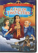 A Tale of Two Cities Animated DVD Movie Classic Fables