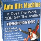 Auto Hits Machine-Tons of hits to your website at the push of a button