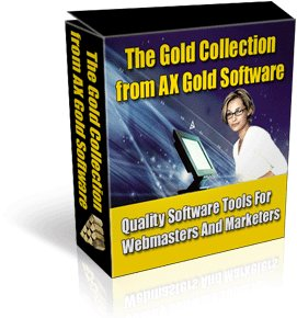 Gold Collection Webmaster Toolkit-Every tool to protect your website
