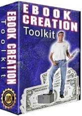 Ebook Production Package-Everything to Create Ebooks + Resell Rights