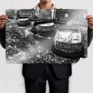 The Surreal Chernobyl 36x24 inch print Poster