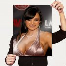 Lisa Ann Noted As The Most Ann 201 Poster 24x18 inch
