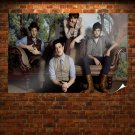 Mumford And Sons Poster 36x24 inch