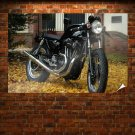 Harley Davidson Thunderstorm Poster 36x24 inch