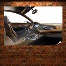 Cadillac Elmiraj Interior Poster 36x24 inch