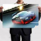 Bugatti Veyron Super Sports Poster 36x24 inch