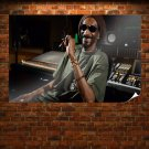 Snoop Dogg Smile Poster 36x24 inch