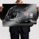 Hyundai Coupe Hnd Open Doors Poster 36x24 inch