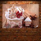 Good Sweets For Christmas Poster 36x24 inch