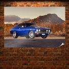 Ford Falcon Gt Poster 36x24 inch