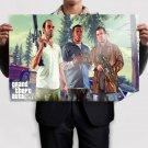 New Grand Theft Auto V Poster 36x24 inch