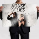 House Of Lies Poster 36x24 inch
