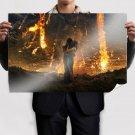 Pompeii Movie 2014 Poster 36x24 inch