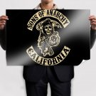 Sons Of Anarchy Logo Poster 36x24 inch