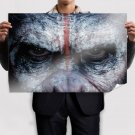 Dawn Of The Planet Of The Apes Poster 36x24 inch