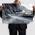 Lexus Gs 350 Supercharged Rear Poster 36x24 inch
