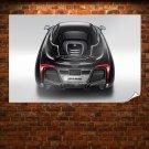 Mclaren X1 Concept Rear Poster 36x24 inch