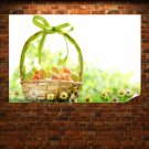 2014 Easter Basket Idea Poster 36x24 inch