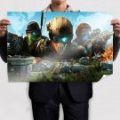 Ghost Recon Commander Poster 36x24 inch