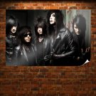 Black Veil Brides Poster Poster 36x24 inch