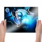 Nike Shoes Wallpaper Poster 24x18 inch